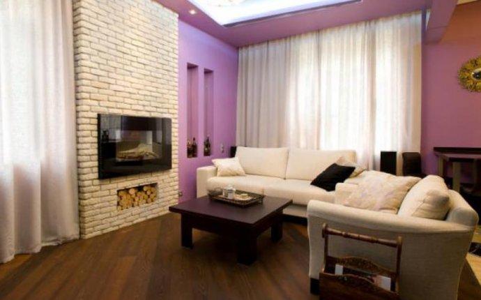 Декоративный электрический камин в квартире – фото дизайнерских