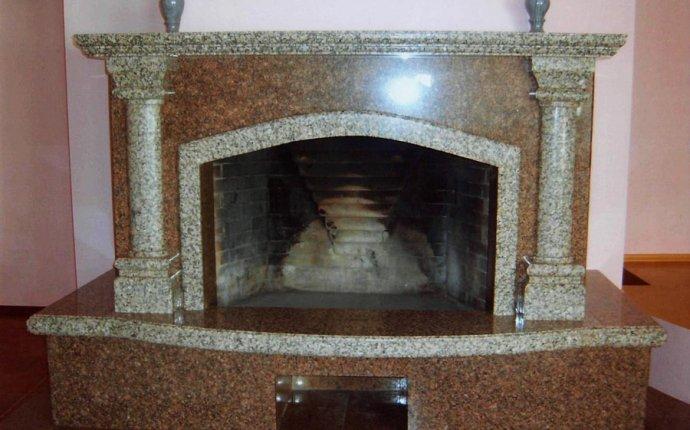Камины из гранита / Грантик - изделия из мрамора и гранита
