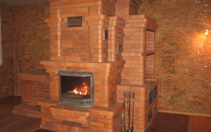 Печка с камином фото – Salta Info