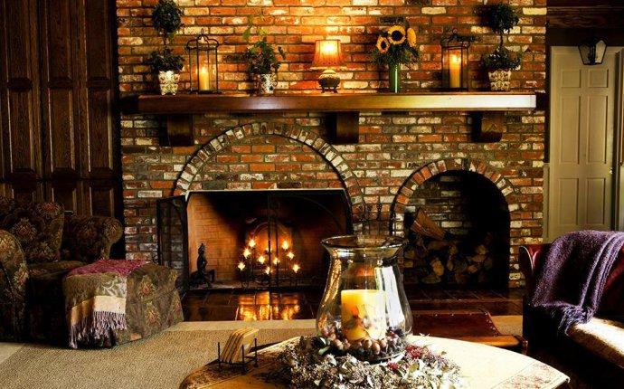 Плитка под кирпич для печей и каминов